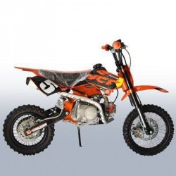 YCF R-START ORANGE 14/12 ,125cc (Limited Edition)