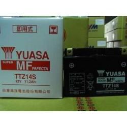 АКБ Yuasa (TTZ14S) 150x87x110 [+ -] MAXSYM_400, MA