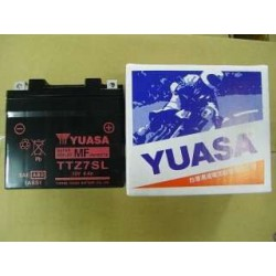 АКБ Yuasa (TTZ7SL) 113x70x105 [- +] JET/MIO