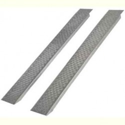 Аппарели КОМПАКТ (алюминиевые) арт. 130569 (в комплекте 2 шт.)(тип2)