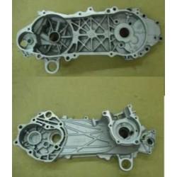 Двигатель DD 50 левая часть
