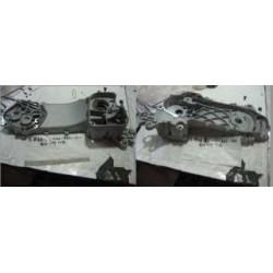 Картер двигателя левая половина ORBIT_50
