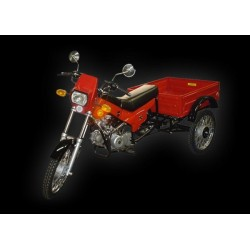 Мокик ЗиД-50-02 (грузовой) с дифференциалом