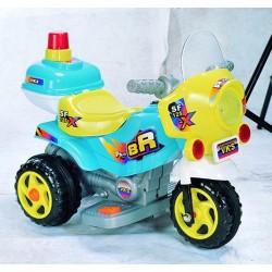 Мотоцикл аккумуляторно-зарядный ZP5055A-3 арт. STN444