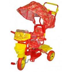 Трехколесный велосипед БИ-БИ ЛАЙНЕР 108S-3NS red арт. JKTR 014