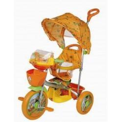 Трехколесный велосипед БИ-БИ ЛАЙНЕР R107-2a orange арт. JKTR 048