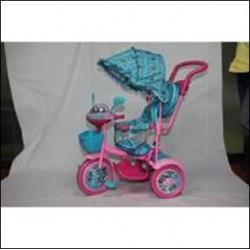 Трехколесный велосипед БИ-БИ ЛАЙНЕР МИШКА XG13109E арт. JKTR 102