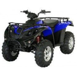 Квадроцикл POLAR FOX ATV400-2В